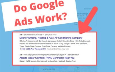 Does Google Adwords Work For HVAC Companies?