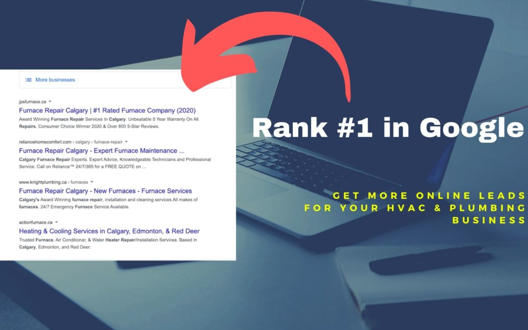 HVAC & Plumber SEO Guide: 21 Steps to Boost Your HVAC & Plumbing SEO